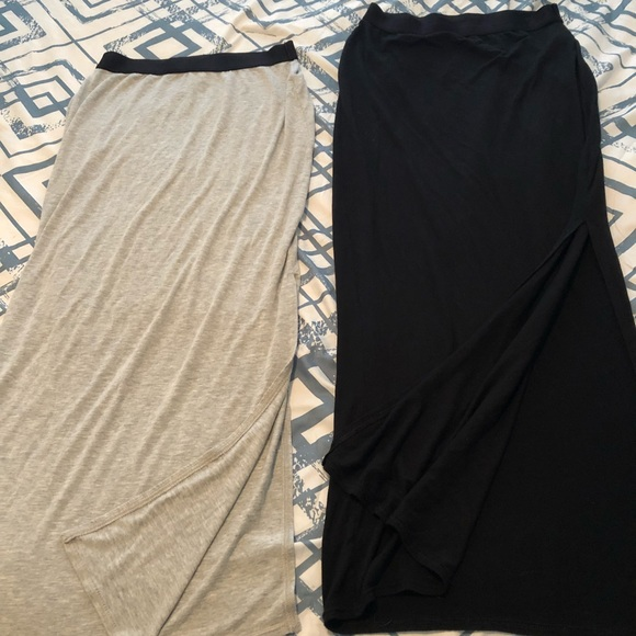 GAP Dresses & Skirts - 💥 DOUBLE DEAL 💥 GAP - Two cute long skirts!